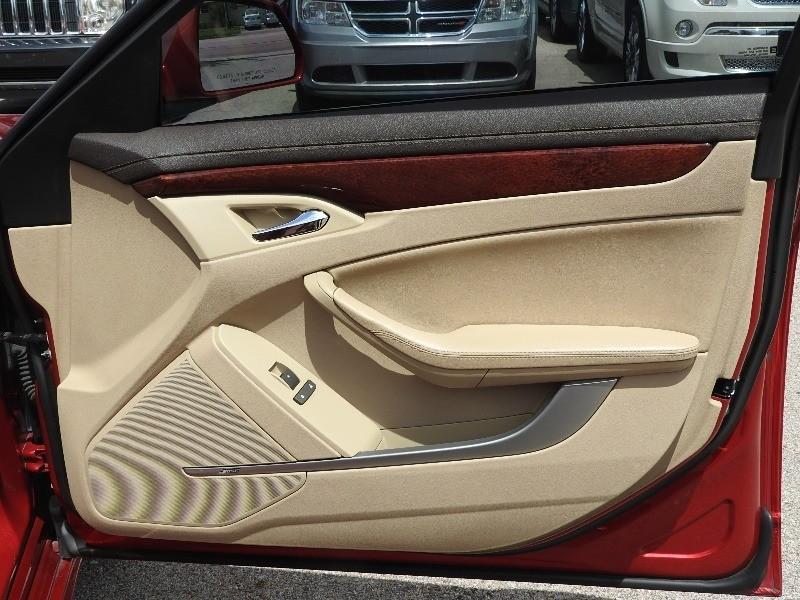 Cadillac CTS Sedan 2012 price $10,988