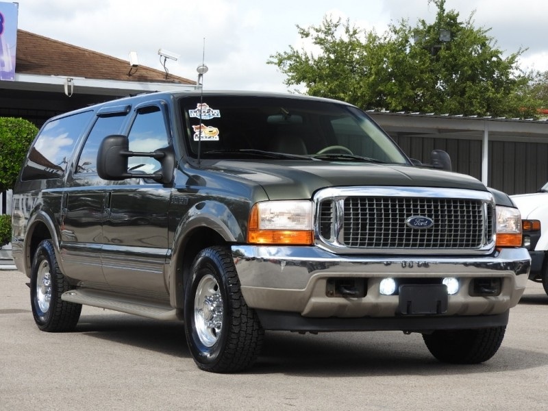 Ford Excursion 2001 price $16,888