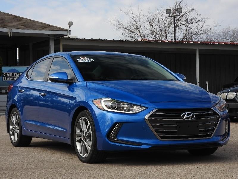 Hyundai Elantra 2017 price $14,888
