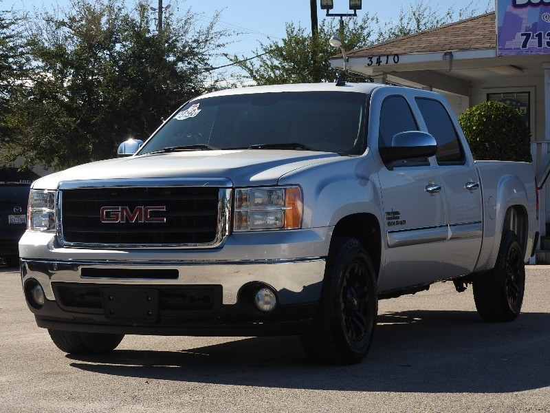 GMC Sierra 1500 2011 price $16,988