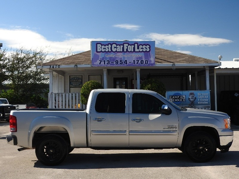 GMC Sierra 1500 2011 price $16,888