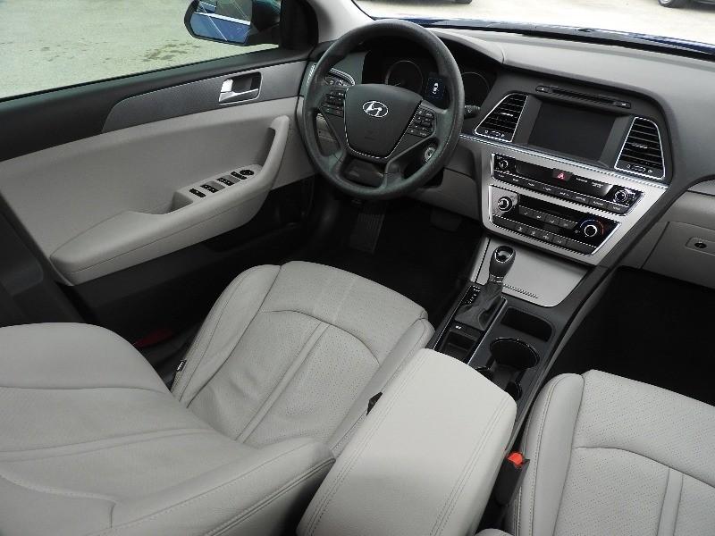 Hyundai Sonata 2016 price $11,588