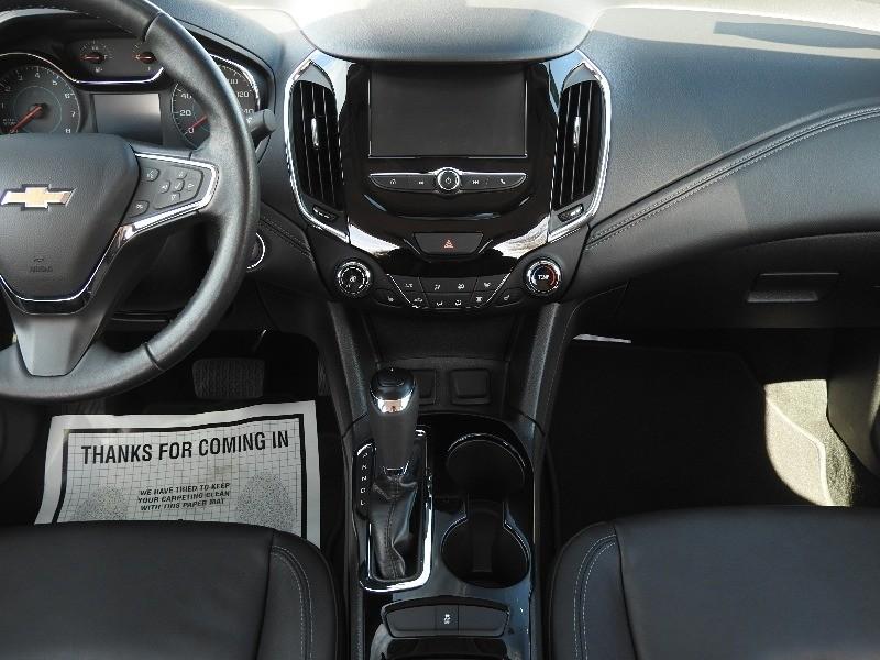 Chevrolet Cruze 2017 price $14,495