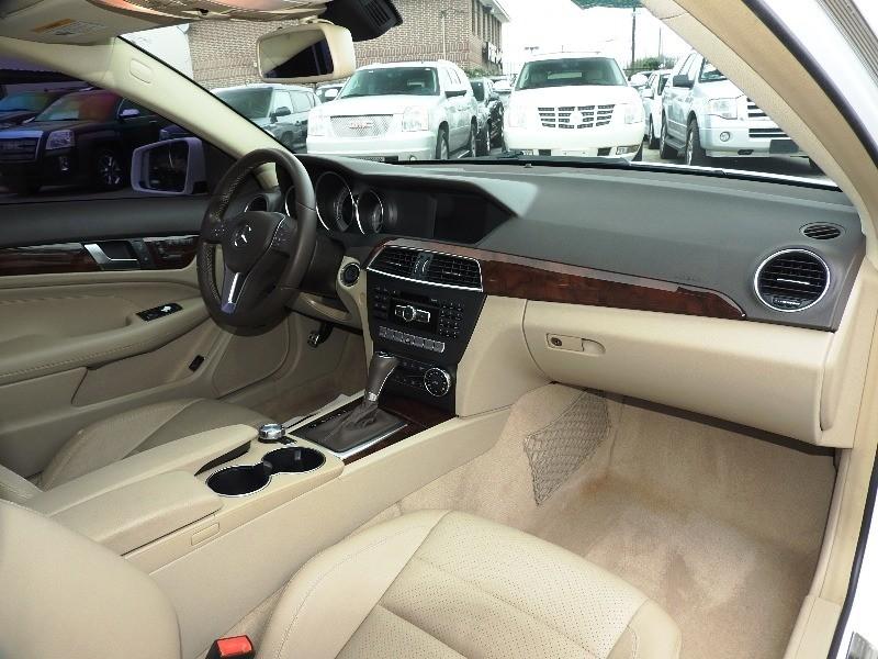 Mercedes-Benz C-Class 2013 price $12,588