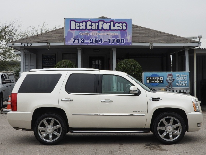 Cadillac Escalade 2010 price $19,888