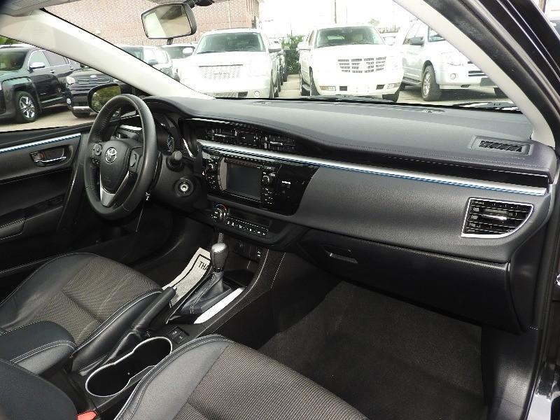 Toyota Corolla 2015 price $11,588