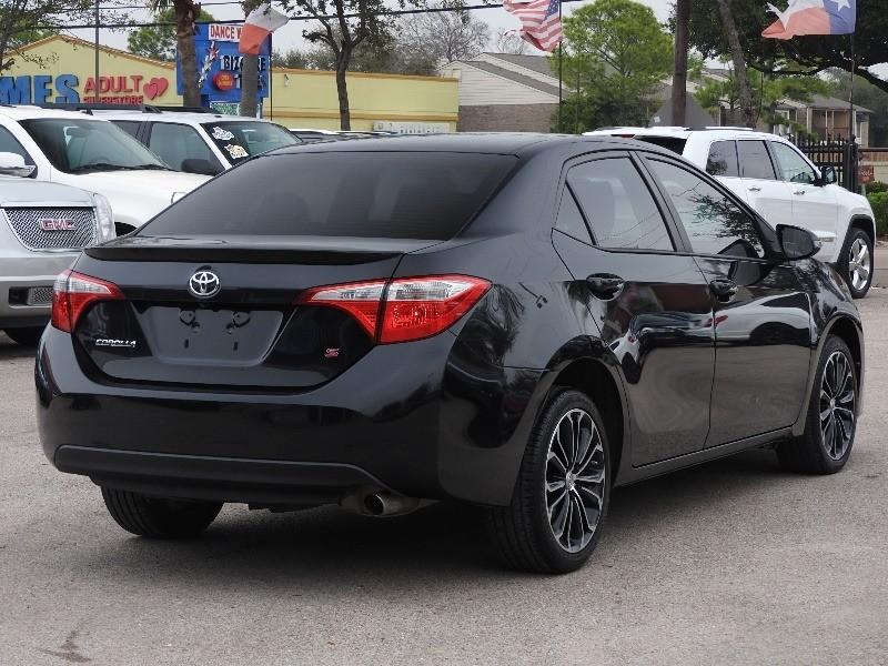 Toyota Corolla 2015 price $11,488