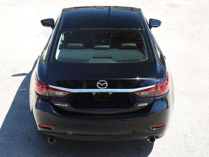 Mazda Mazda6 2015 price $14,488