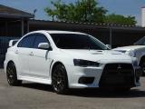 Mitsubishi Lancer Evolution 2012