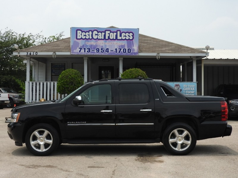 Chevrolet Avalanche 2012 price $18,988