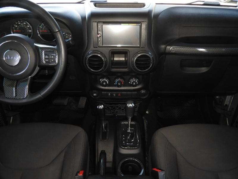 Jeep Wrangler Unlimited 2015 price $27,588