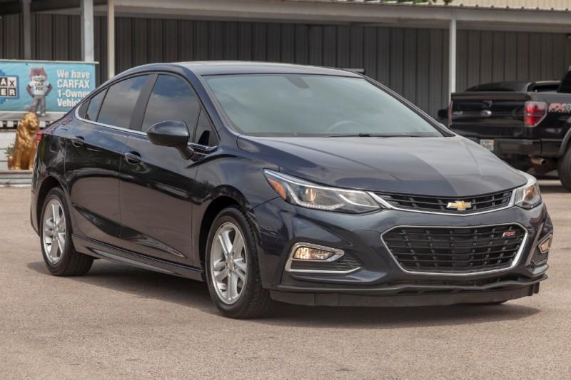 Chevrolet Cruze 2016 price $11,988