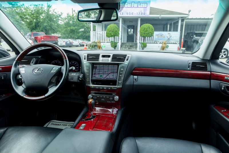 Lexus LS 460 2012 price $16,888