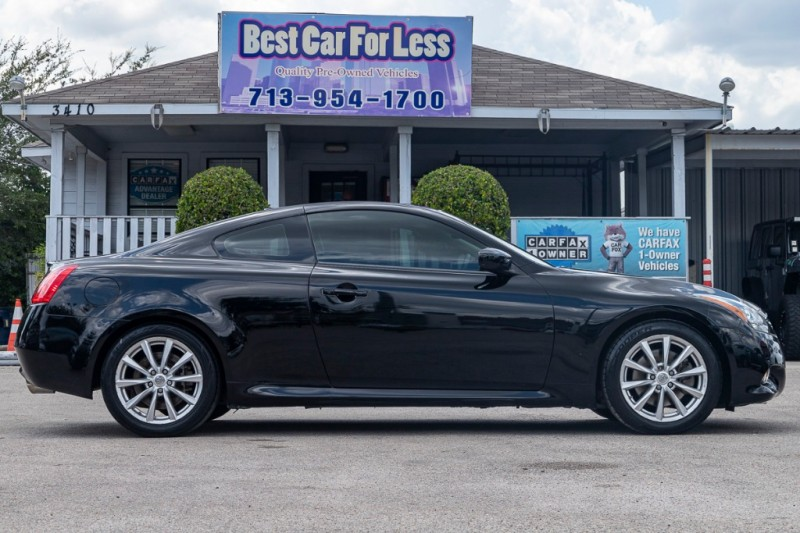Infiniti G37 Coupe 2012 price $12,988