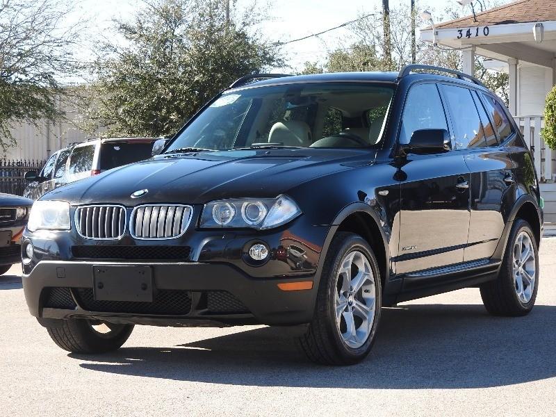 BMW X3 2009 price $7,988