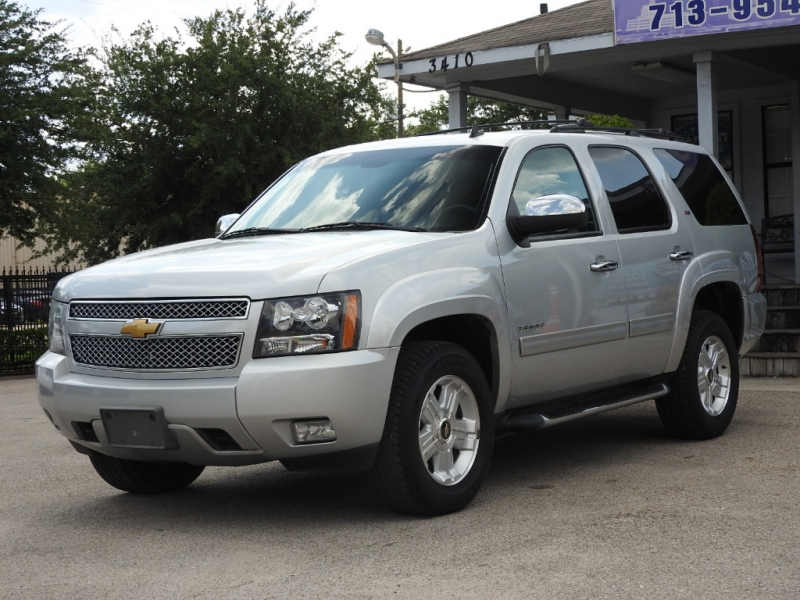 Chevrolet Tahoe 2013 price $18,888