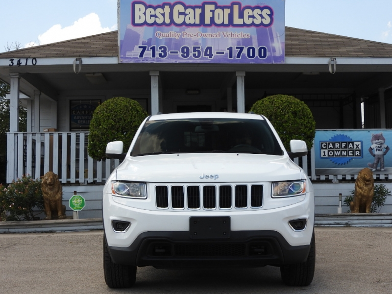 Jeep Grand Cherokee 2014 price $14,988