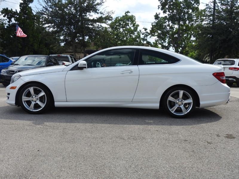 Mercedes-Benz C-Class 2013 price $12,988