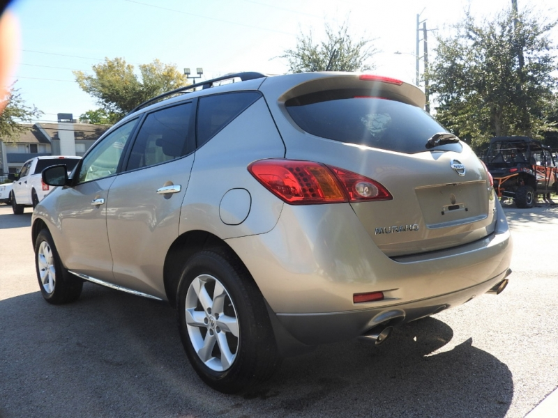 Nissan Murano 2009 price $9,988