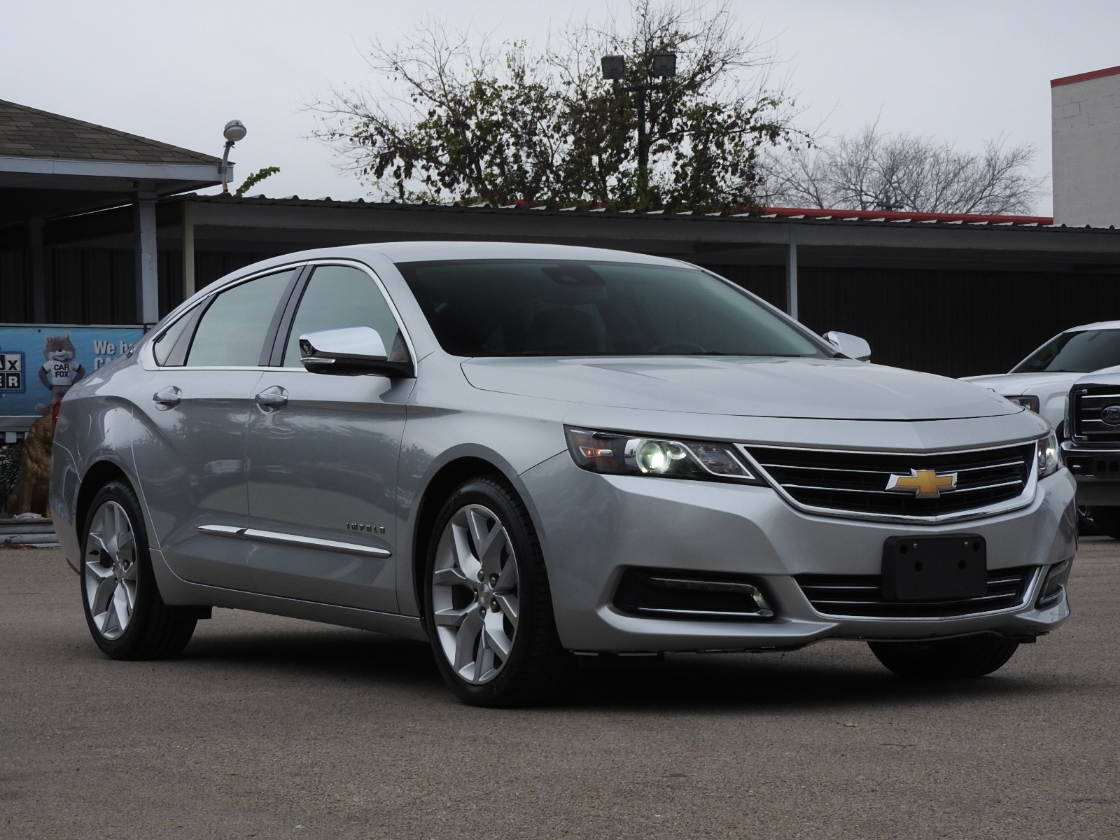2016 Chevrolet Impala 2lz >> 2016 Chevrolet Impala Ltz W 2lz
