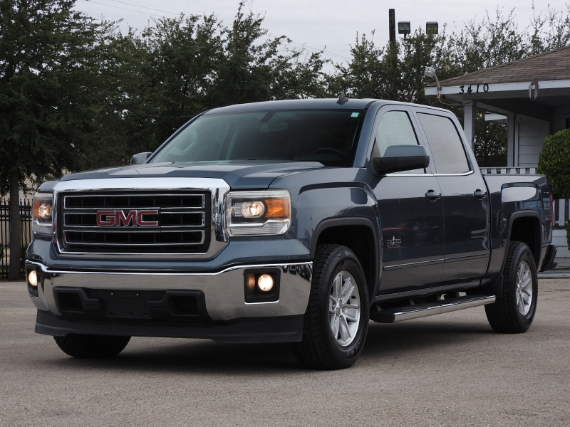 GMC Sierra 1500 2014 price $22,988