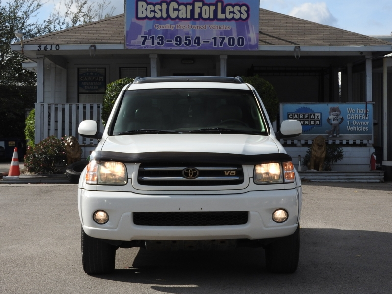 Toyota Sequoia 2004 price $7,988