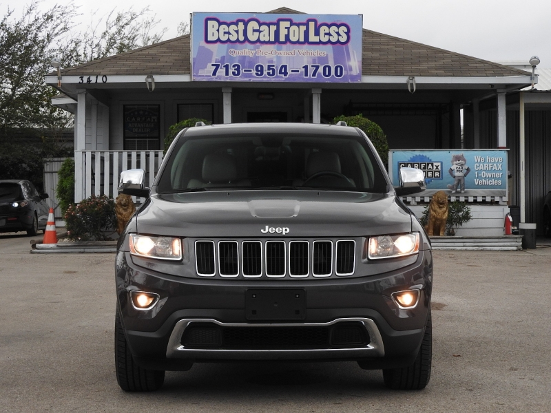 Jeep Grand Cherokee 2015 price $16,988