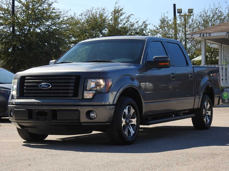 Ford F-150 2011 price $15,988