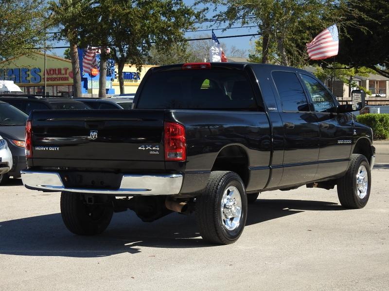 Dodge Ram 2500 2006 price $22,988