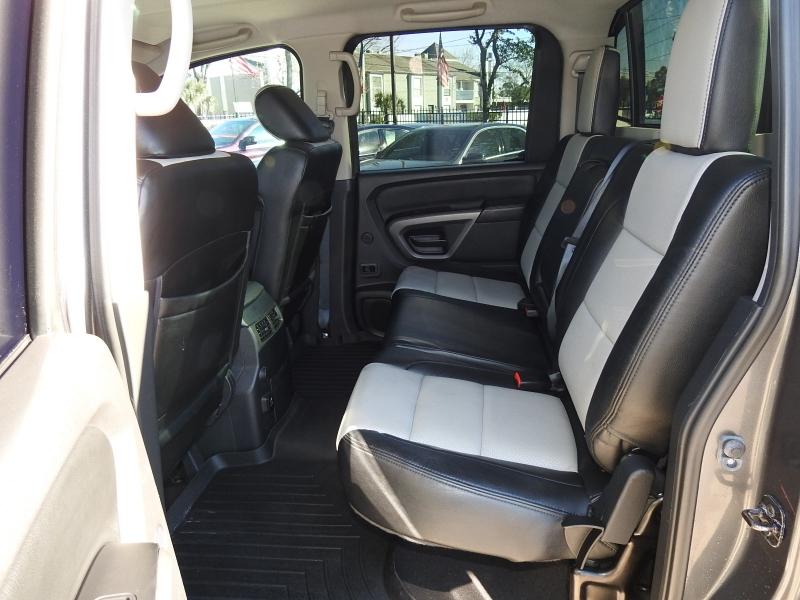 Nissan Titan 2015 price $19,488