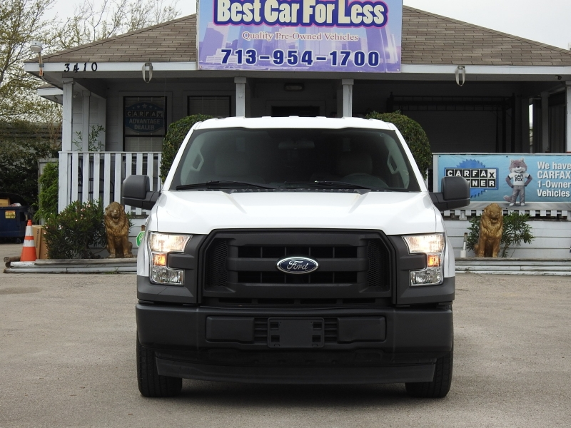 Ford F-150 2017 price $13,988