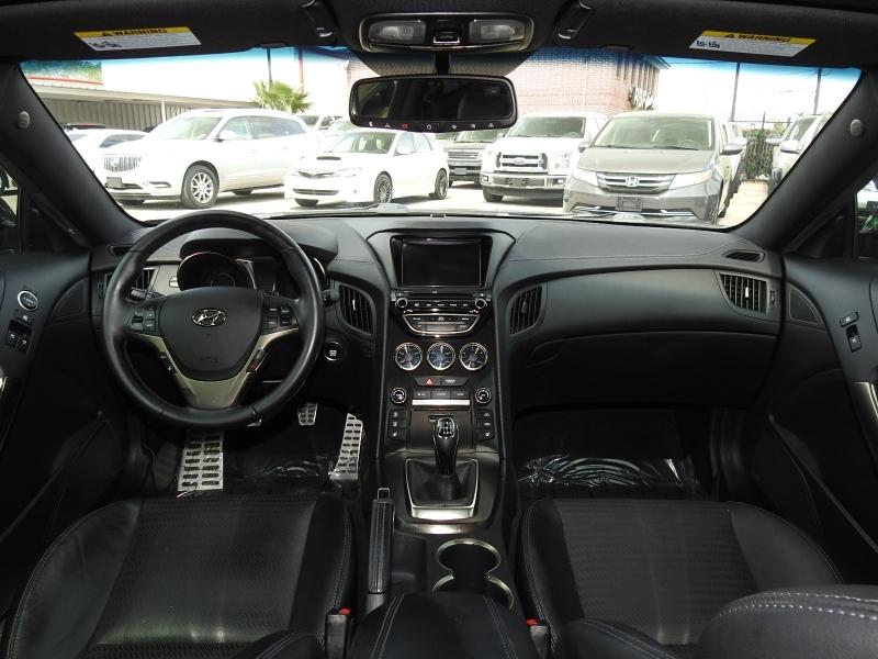 Hyundai Genesis Coupe 2014 price $13,995