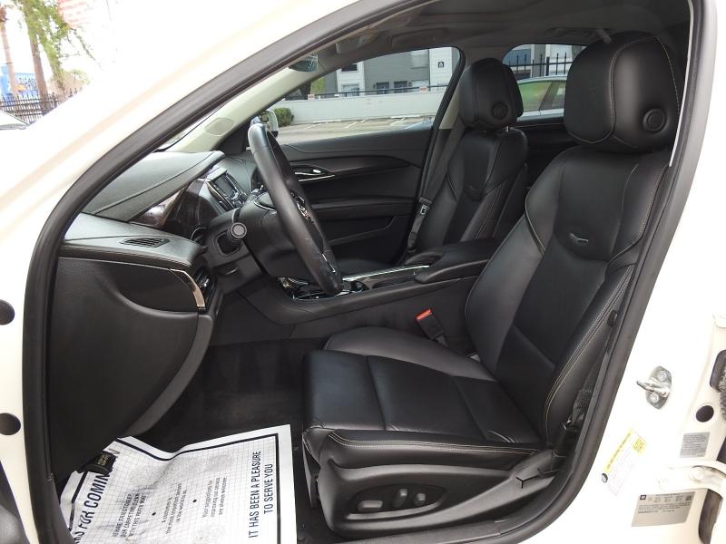 Cadillac ATS 2014 price $12,988