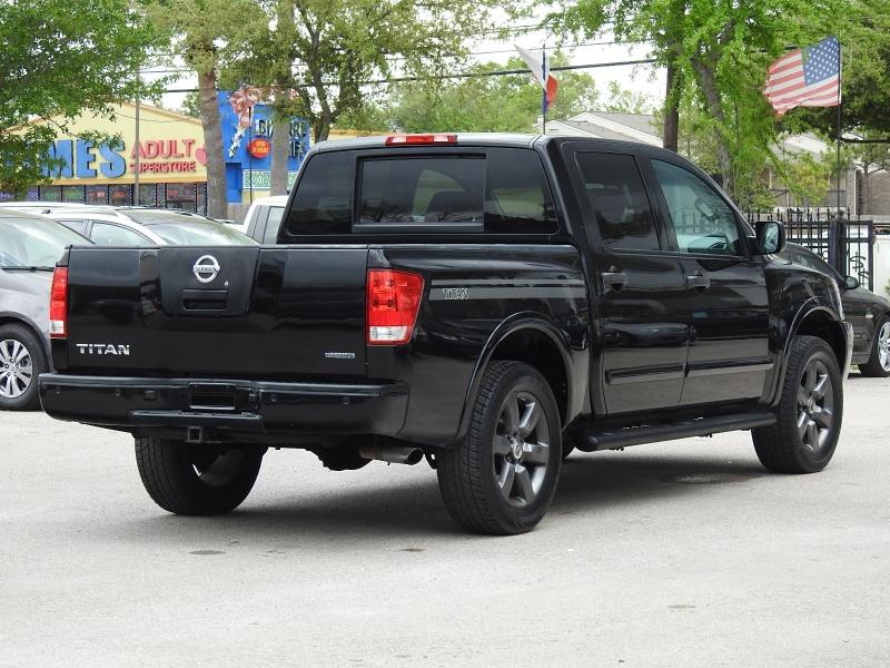Nissan Titan 2012 price $14,288