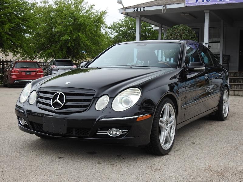 Mercedes-Benz E-Class 2008 price $8,988