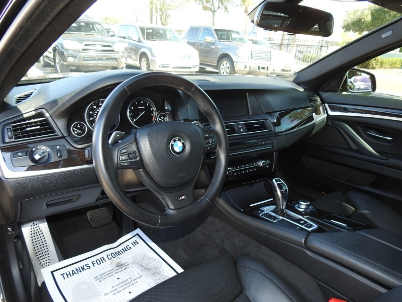 BMW 5-Series 2012 price $16,988