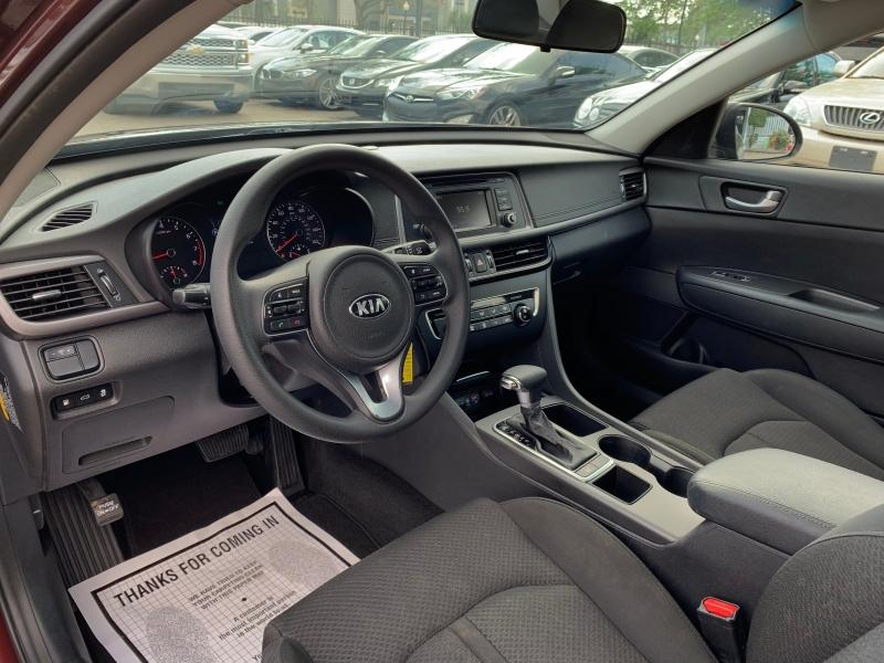 Kia Optima 2016 price $11,988