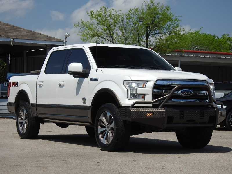 Ford F-150 2015 price $20,588