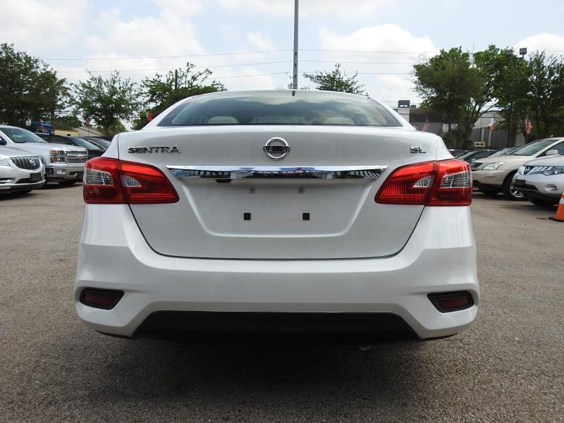 Nissan Sentra 2017 price $11,488