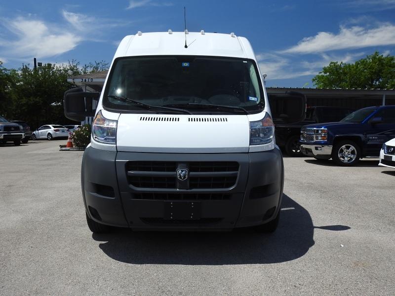RAM ProMaster Cargo Van 2016 price $16,488