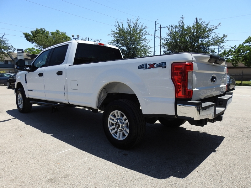 Ford Super Duty F-250 SRW 2018 price $33,998