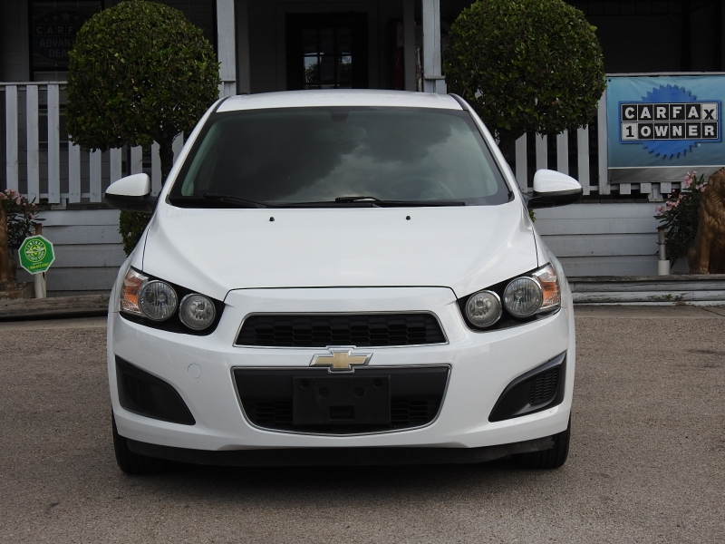 Chevrolet Sonic 2015 price $6,998