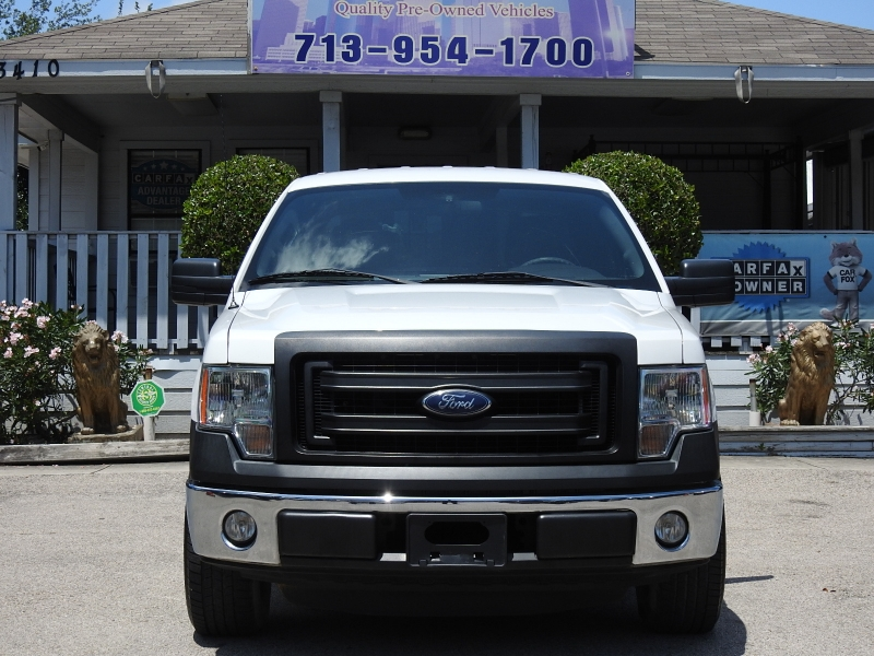 Ford F-150 2014 price $11,988