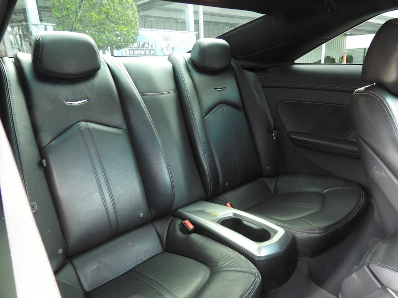 Cadillac CTS Coupe 2011 price $16,498