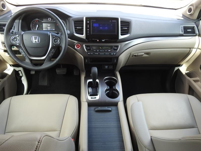 Honda Pilot 2016 price $21,988