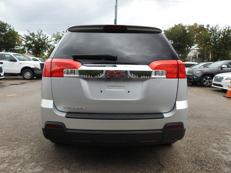 GMC Terrain 2011 price $10,988