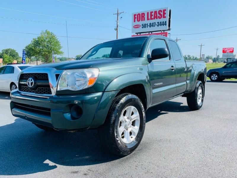Toyota Tacoma 2011 price $10,200
