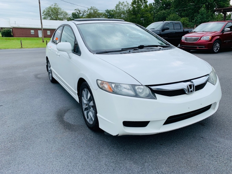 Honda Civic Sdn 2009 price Call for pricing.