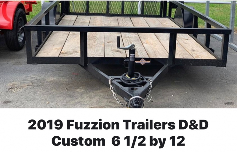 D&D CUSTOM MFG UT8212SA1 2019 price $1,900