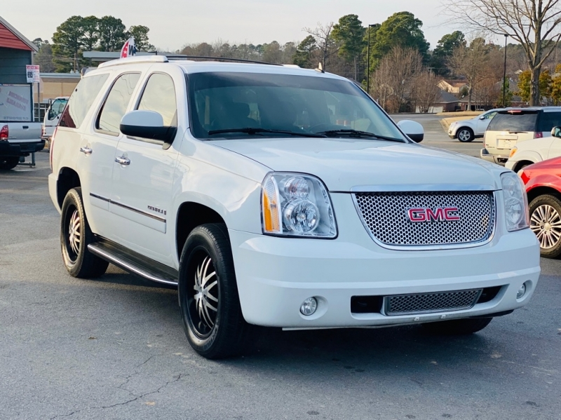 Gmc Dealers In Arkansas >> 2009 Gmc Yukon Denali